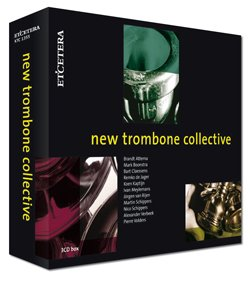 Nieuw Trombone Collectief - New Trombone Collective, 3 CD-set